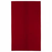ДЮЛИГ Скатерть, красный, 145x240 см