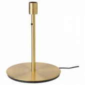 СКАФТЕТ Основание настольной лампы,желтая медь