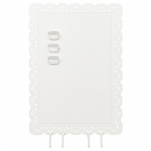 СКУРАР Доска магнитная, белый, 37x52 см