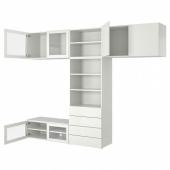 ОПХУС Комбинация для хранения, 320x42x241 см